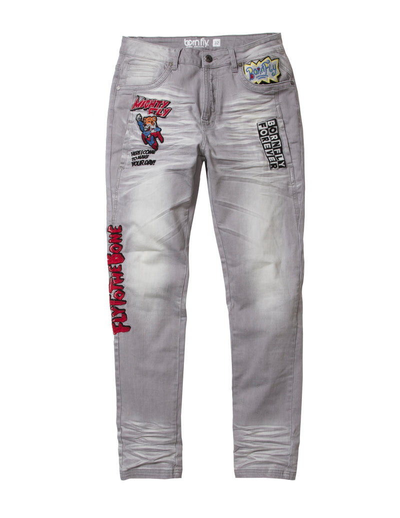 Big & Tall - Looney Toon Jeans