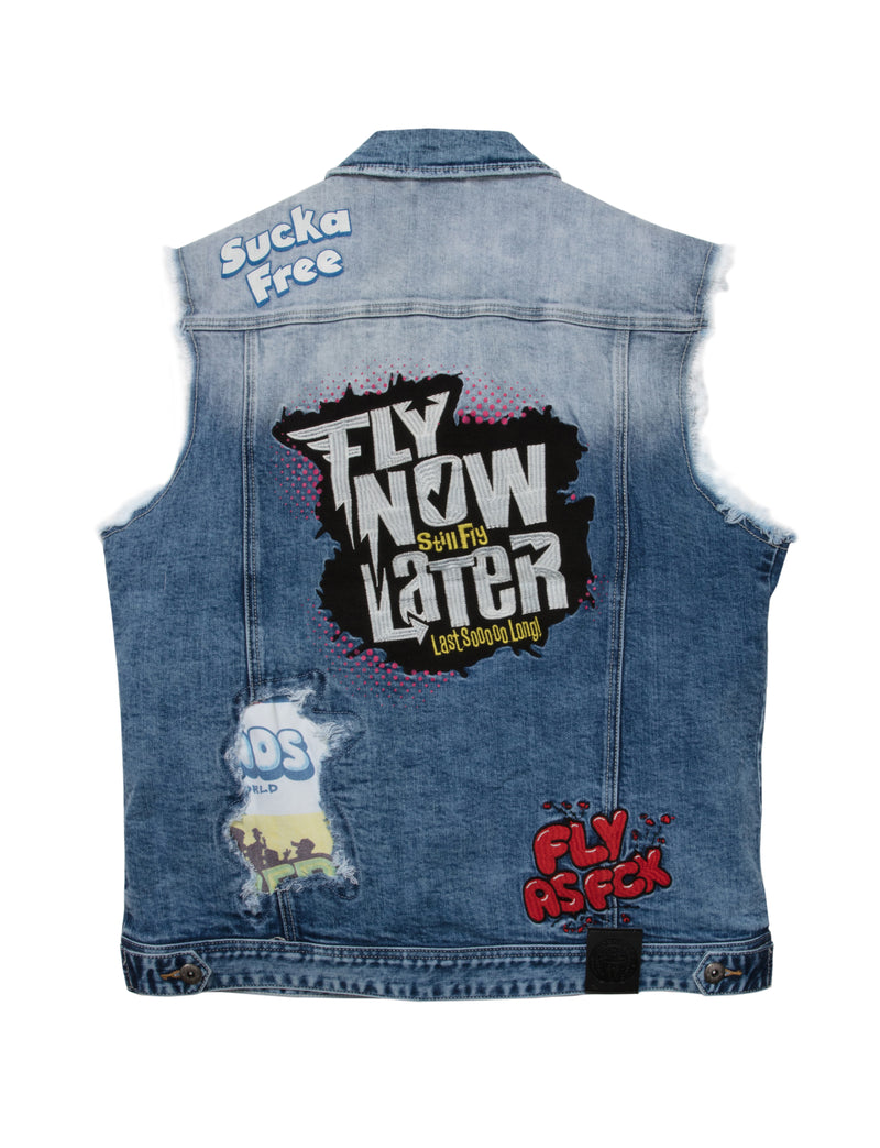 Big & Tall - Sour Patch Vest