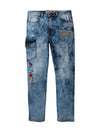 Big & Tall - Lineage Cargo Denim Pant