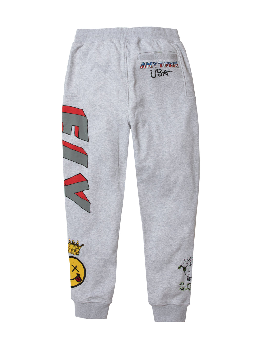 Big & Tall - Smart Sweatpant