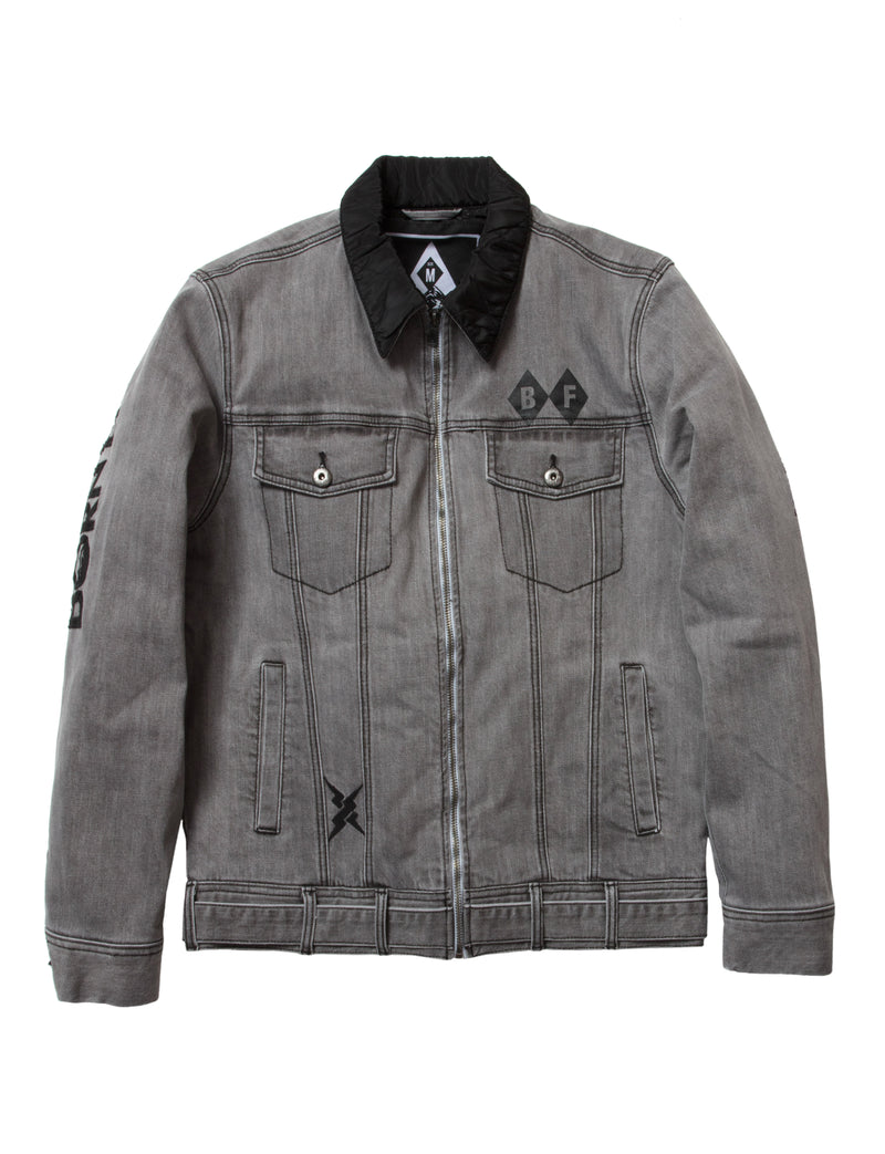 Mines Denim Jacket