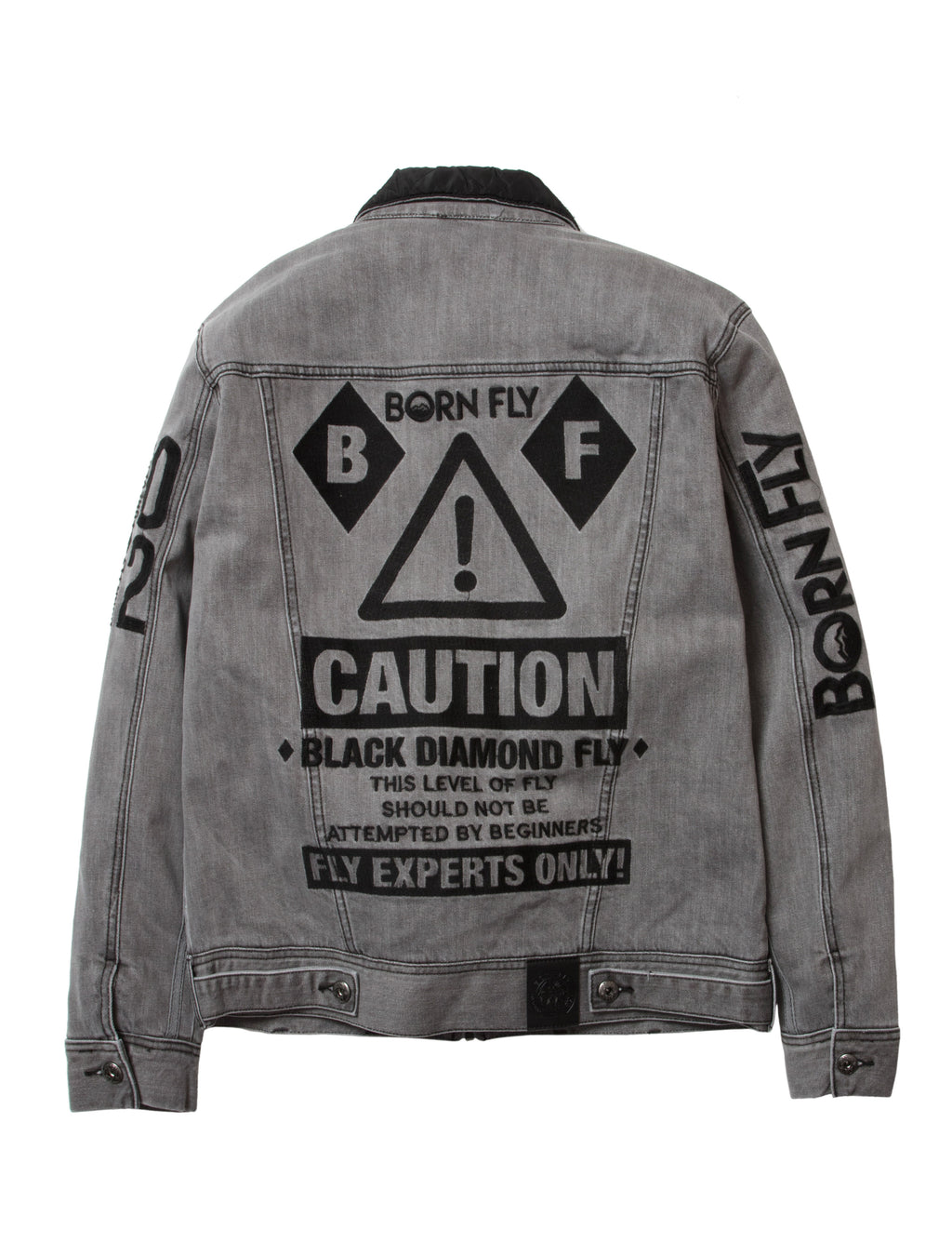 Big & Tall - Mines Denim Jacket