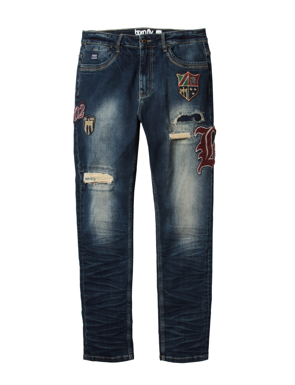 Big & Tall - Origin Denim Pants