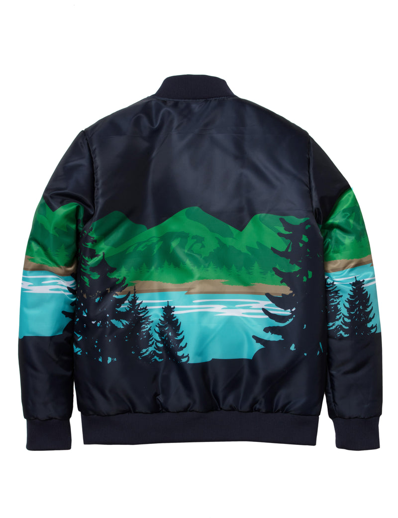 Big & Tall - Mountain Reversible Jacket