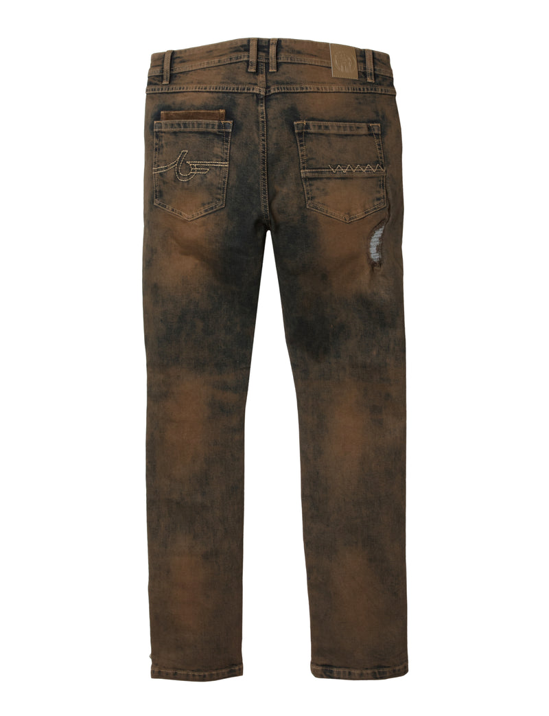 Big & Tall - Farms Tinted Denim Pants