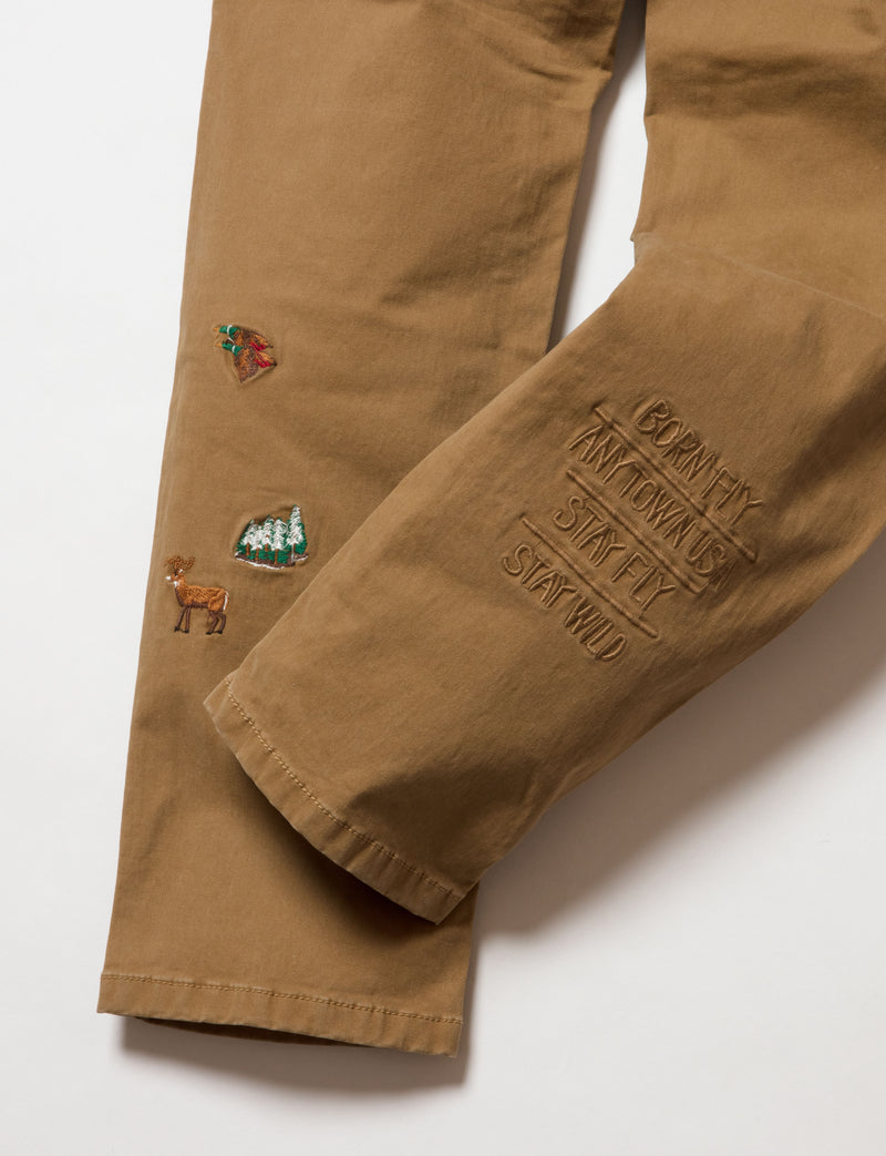 Wildlife Twill Pants