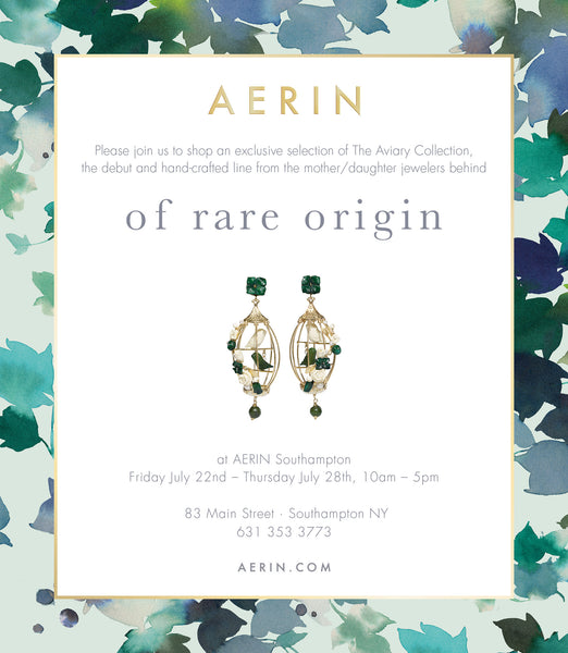 Event_AERIN Trunkshow_July 2016