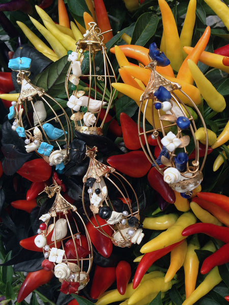 Folly_Jewelry_Lovebirds and Hot Peppers
