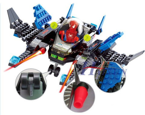 Spiderman Building Blocks Set - 100 Hot Money Saving Deals