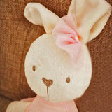 "Sophia Ballerina Bunny Rabbit Stuffed Animal - 17"" Soft Doll Pillow - Perfect Gift for Baby Girls"