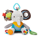 Ellie the Elephant Teether & Plush Toy | Relief from Teething Pain | Perfect for Stroller, Baby Carriage, Crib, Car Seat | Infants, Babies & Toddlers - 100 Hot Money Saving Deals