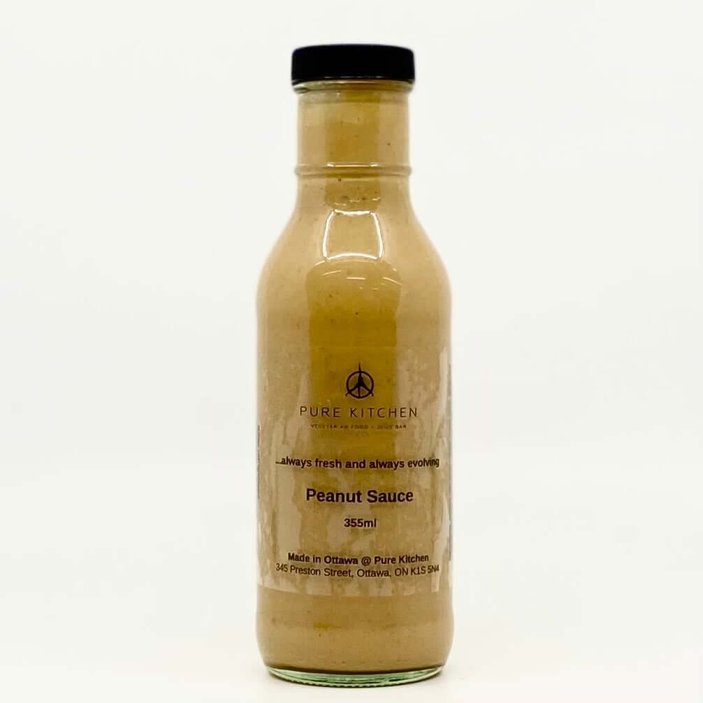 Pure Kitchen - Peanut Sauce