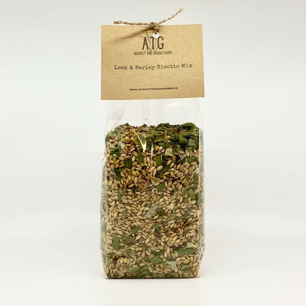 Against The Grain- Leek and Barley Risotto Mix