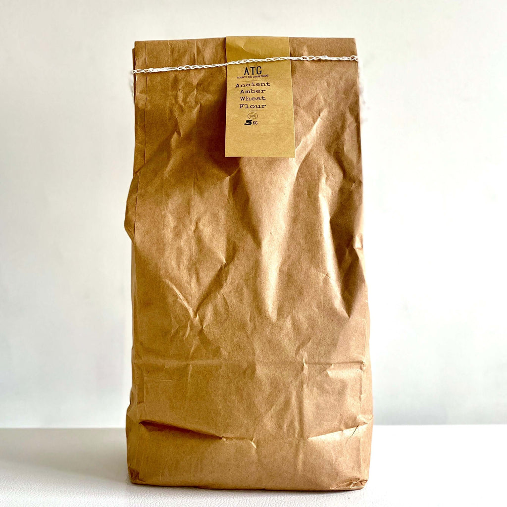 Against The Grain- Amber Wheat Flour (5kg)