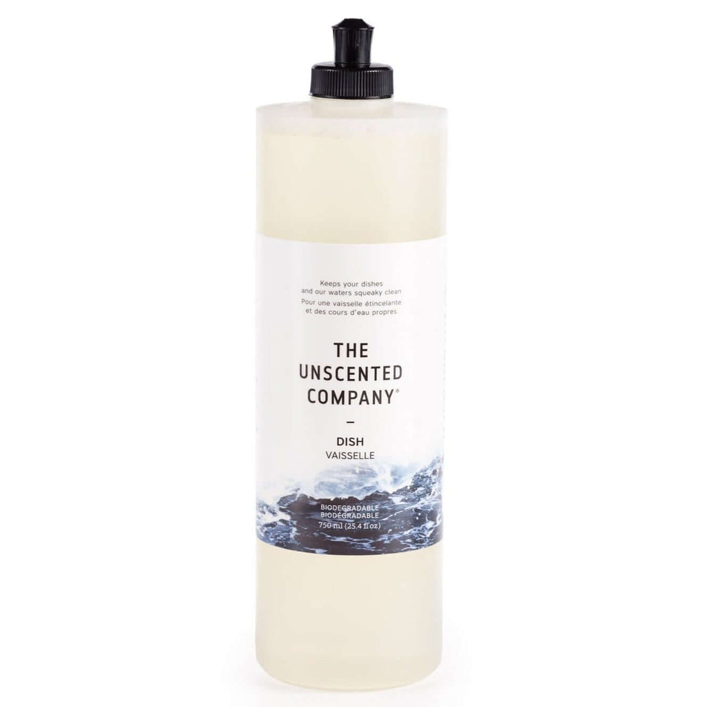THE UNSCENTED COMPANY - Dish Soap (750 ml)