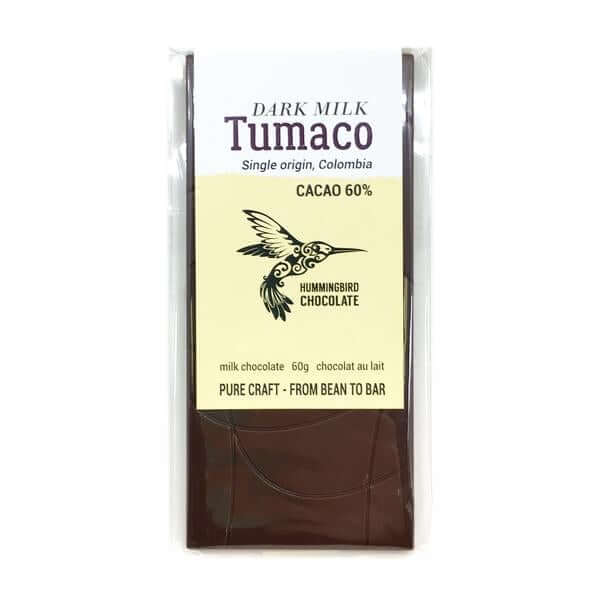 Hummingbird Chocolate Maker- TUMACO 60% MILK