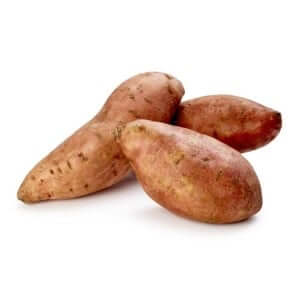 Sweet Potatoes (3-6 depending on size)