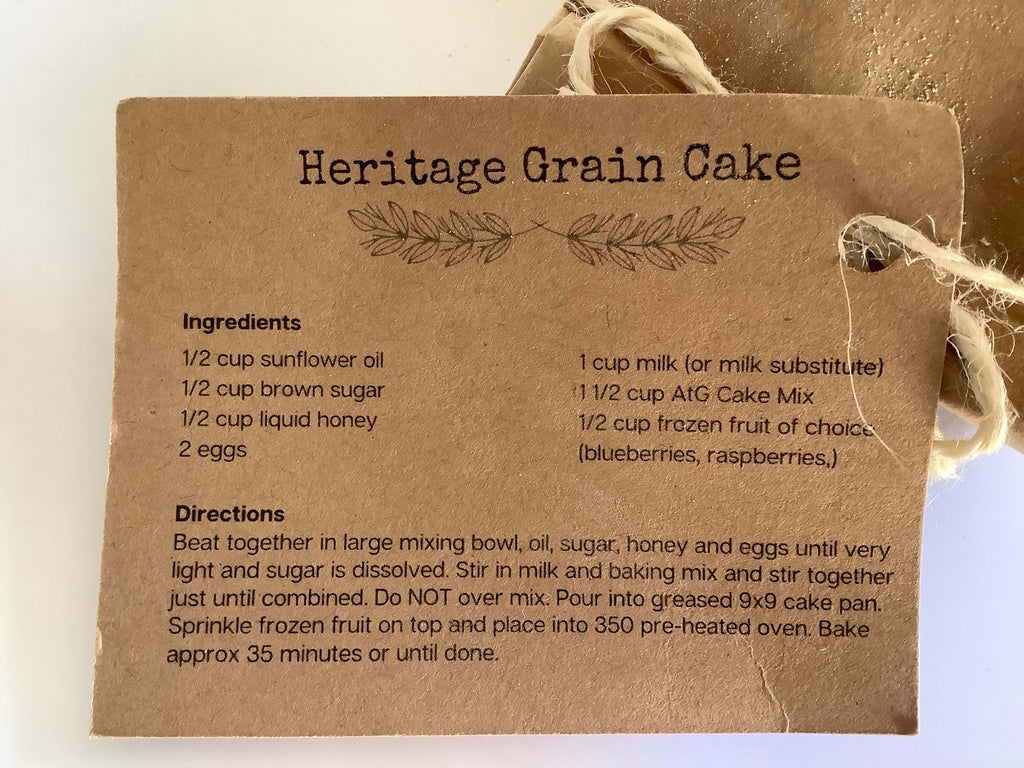 Against The Grain- Cake Mix
