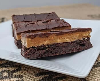 Bridgehead- Chocolate Peanut Butter Square (6 portions)