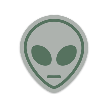 Alien [Sticker] - CoLab. Print