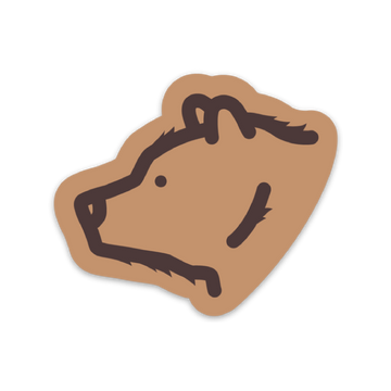 Bear [Sticker]