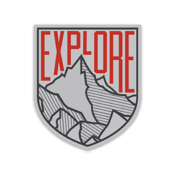 Explore [Sticker] - CoLab. Print