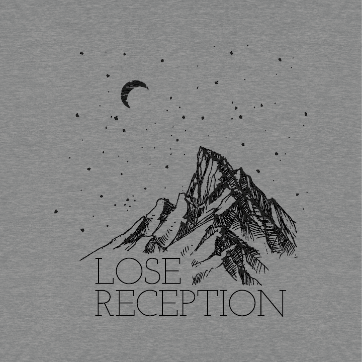 Lose Reception [Long Sleeve Shirt] - CoLab. Print