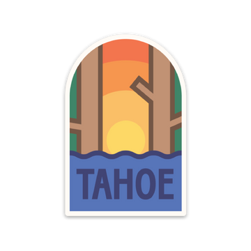 Tahoe [Sticker]
