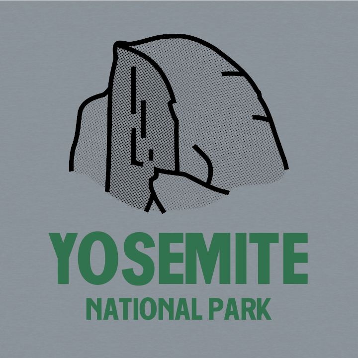 Yosemite National Park [Shirt] - CoLab. Print