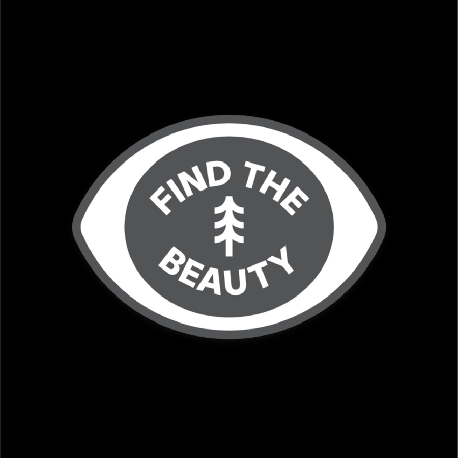 Find the Beauty [Sticker] - CoLab. Print