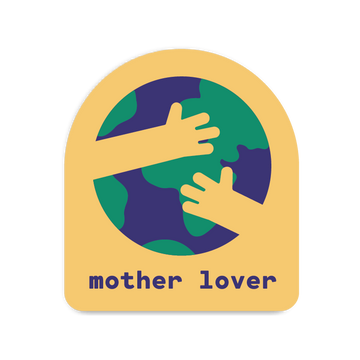 Mother Lover [Sticker]