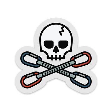 Skull and Draws [Sticker]