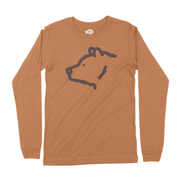 Bear [Long Sleeve Shirt]