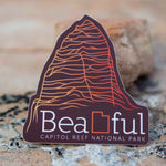 Utah National Park Stickers - CoLab. Print