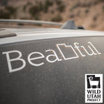 BeaUTAHful [Decal]