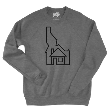 Idaho is Home [Sweatshirt] - CoLab. Print