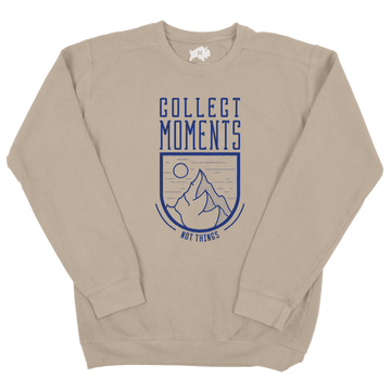 Collect Moments [Sweatshirt] - CoLab. Print