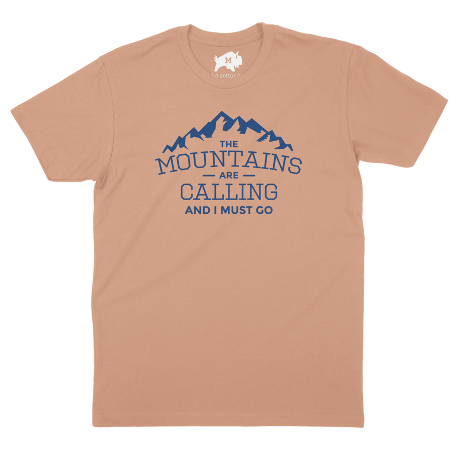 Mountains are Calling - CoLab. Print