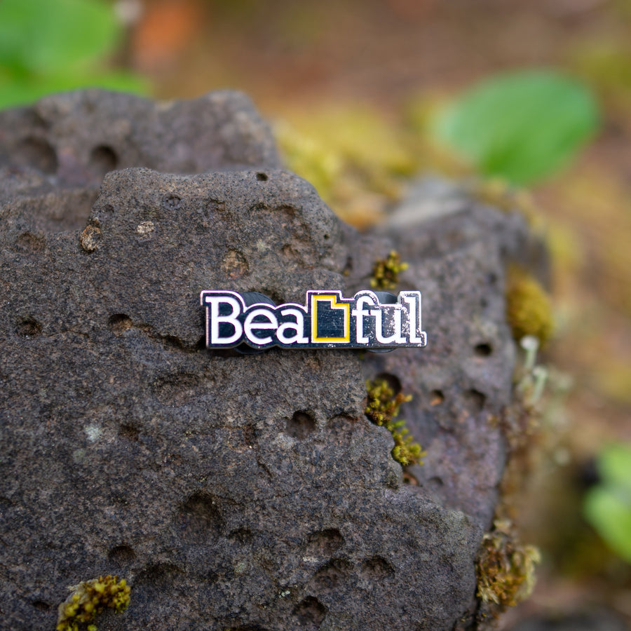 BeaUTAHful [Pin] - CoLab. Print