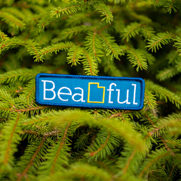 BeaUTAHful [Patch] - CoLab. Print