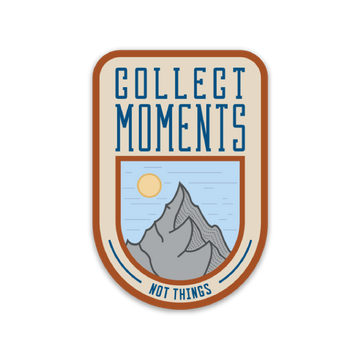 Collect Moments [Sticker] - CoLab. Print