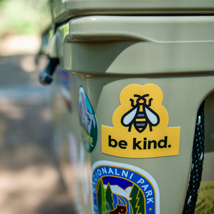 Be Kind. [Sticker] - CoLab. Print