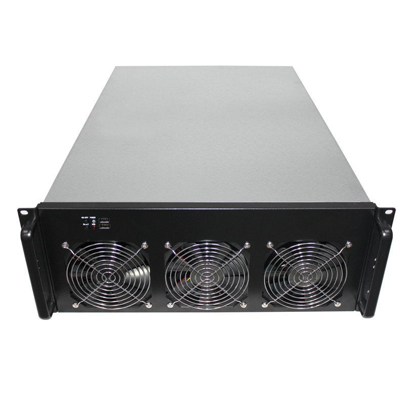 Multi Gpu Mining Server Chassis