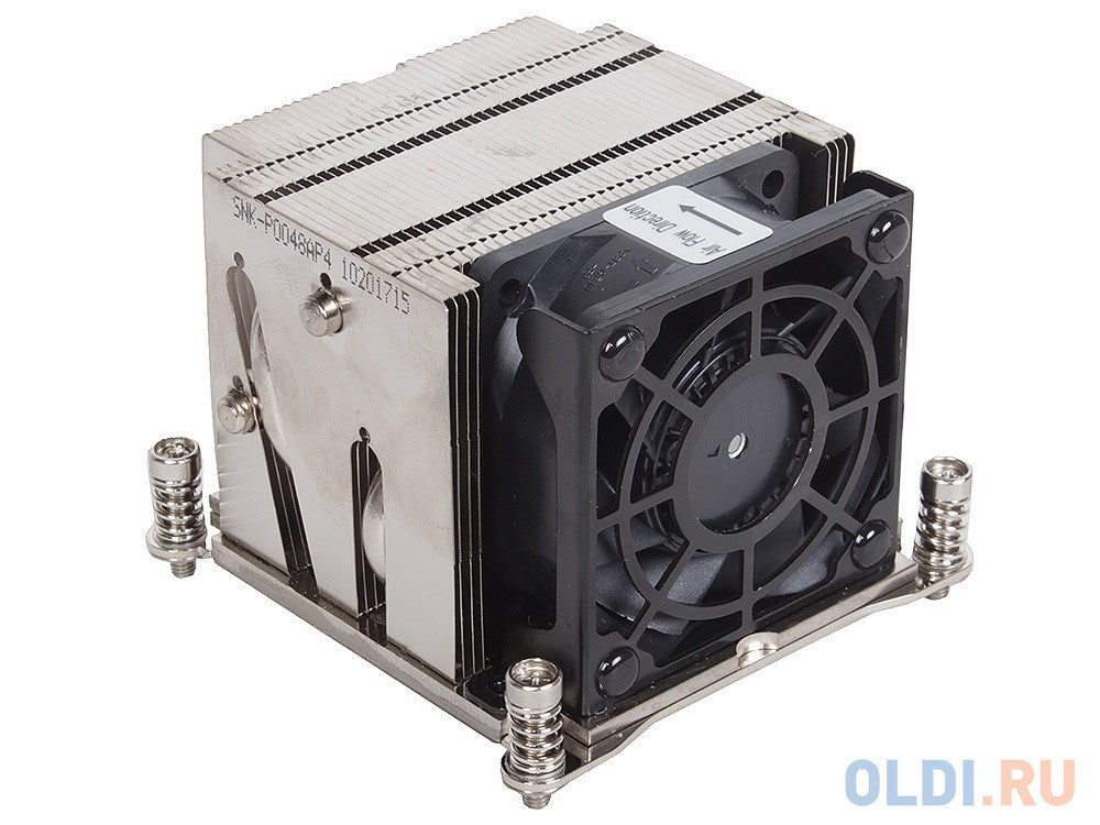 Supermicro SNK -P0048AP4 2u up Socket 2011 Active Cooler with Slim & Wide Brackets - X-Case.co.uk Ltd