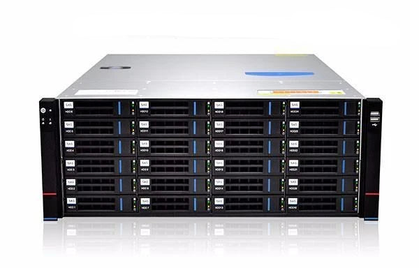 X-Case RM424 Pro-EX  V2  24 Bay Hotswap Storage Server  12Gb Expander  backplane - Rails Inc - X-Case.co.uk Ltd