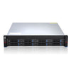 X-Case X245F 2u Short rack mount server case