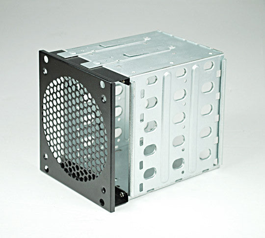 X-Case eXtra Value  X415 E-ATX 4u With 120mm Fan Wall & 10 Drive Internal Storage