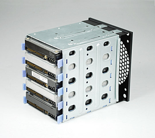 X-Case eXtra Value  X415 E-ATX 4u With 120mm Fan Wall & 10 Drive Internal Storage - X-Case.co.uk Ltd