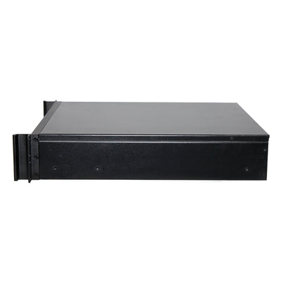 "Rack Pc Chassis X245L2 2u Short Rackmount Chassis with 9 Internal 3.5"" - X-Case.co.uk Ltd"