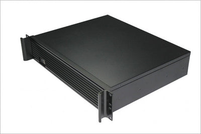 X-Case X235L 2u Short Rackmount USB3 350mm - X-Case.co.uk Ltd